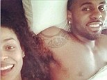 Jordin Sparks shares sweet couple selfie with Jason Derulo after spending an hour trying to get him to pose for the picture