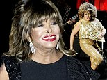 Tina Turner, 74, denies claims she suffered a stroke and says she is in 'excellent health'