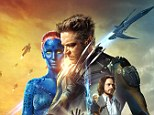 Summer blockbuster: X-Men: Days Of Future Past is topping off Memorial Day Weekend by grossing $110 million