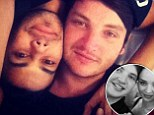 'Love, love!' Miranda Kerr¿s brother Matthew is all loved up as he shares intimate shot curled up with new boyfriend