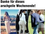Privacy: The Duchess of Cambridge is at the centre of a new privacy row after Bild in Germany published a picture of her bottom, alongside Kim and Khloe Kardashian