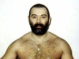 Prisoner Charles Bronson, a 61-year-old Tottenham Hotspur fan, admitted covering himself in butter and taking on 12 prison guards after Premier League team Arsenal beat Hull at Wembley in the FA Cup Final on May 17