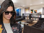Kendall Jenner, 18, 'splashes out $1.39million on two-bed Los Angeles condo after taking out $910,000 mortgage'