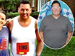 Can't stop him now! Masterchef judge Graham Elliot runs his first 10k race after losing an amazing 150 pounds