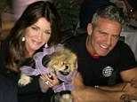 Lisa Vanderpump 'wants to quit' Real Housewives Of Beverly Hills... but Andy Cohen 'is begging her to stay'