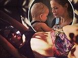 Going retro! Tammin Sursok turns Fifties pin-up as she slips into a sexy vintage two-piece