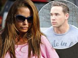 Shown the door? Kieran Hayler has reportedly been booted out of his pregnant wife Katie Price's house following revelations he cheated on her with her best friend