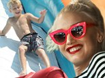 What a birthday! Gwen Stefani and Gavin Rossdale's son Kingston turns eight surrounded by A-listers at star-studded Memorial Day bash