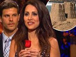 'We just built our first home together!' Eric Hill enjoys romantic first one-on-one date with Bachelorette Andi Dorfman just weeks prior to his tragic death