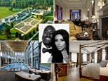A castle fit for a Kardashian! Inside Kimye's sumptuous honeymoon hideaway in romantic Cork