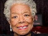 Tragic: Author and poet Maya Angelou was found dead in her home in North Carolina on Wednesday. She was 86 years old. She is pictured here in 2010