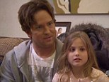 Time to move on? Larry Birkhead reveals his daughter wants him to start dating as they appear in the latest episode of Celebrity Wife Swap