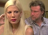 Tori Spelling frets over Dean McDermott's return to the site of his Toronto affair in latest True Tori clip