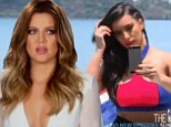 'You can't keep a good girl down!' Khlo� Kardashian embraces the single life while sister Kim is as selfie-obsessed as always in new KUWTK promos