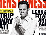 Secret to his success: Marc Anthony reveals in new interview how he gained his confidence