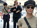 Meg Ryan shows off her svelte figure after hitting the gym with beau John Mellencamp
