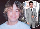 One he'd like to forget! Awkward picture of Zac Efron with crimped hair hits the internet and he certainly is no Hollywood heartthrob