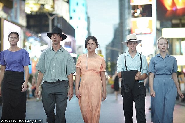 'Reality' TV? TLC's show Breaking Amish has come under fire for its false claims about its characters' pasts