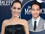 Angelina Jolie reveals her 12-year-old son Maddox has a 'lovely English girlfriend'