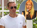 Doting dad Chris Martin takes children for day out in LA after triumphant UK visit... as estranged wife Gwyneth Paltrow is criticised yet again