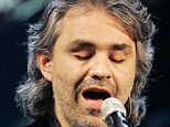 Andrea Bocelli has been at the centre of a scam after fraudsters bottled poor-quality wine and pretended it was the singer's own brand, Bocelli a Lajatico