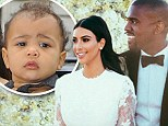 Sibling for North? Kim Kardashian 'wants more kids with Kanye West now that she's married'