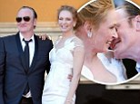 'He's loved her for years': Quentin Tarantino and his 'muse' Uma Thurman take their decades-long friendship to the next level
