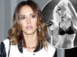 'I'd have her winding and grinding': How dancing got Jessica Alba in amazing shape and made her feel sexy for Sin City movie