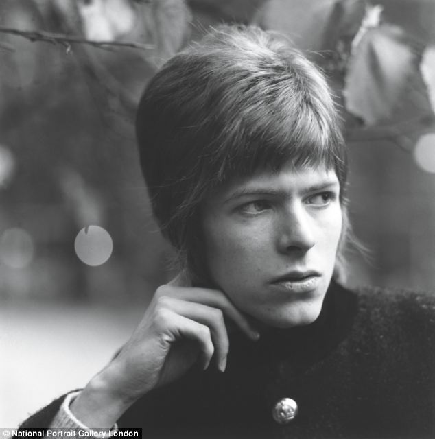 Scathing: The reviewers wrote David Bowie (pictured here in 1966) off as 'amateurish and out of tune'