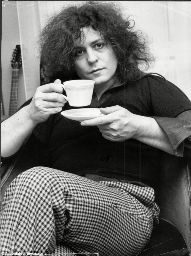 Marc Bolan's music was described as 'c**p, and pretentious c**p at that'