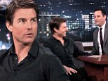 Tom Cruise makes claim after whirlwind three-country première feat for Edge Of Tomorrow