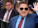 Jonah Hill vows never to use 'disgusting' gay slur again... one day after choking up while addressing it on Jimmy Fallon