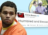 Chris Brown visited by pals Usher and Tyga following release from jail... but freedom could be fleeting as prosecutor pushes for early trail date in DC assault case