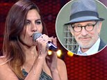 A star in her own right! Steven Spielberg's niece Jessica 'Jessy' Katz launches singing career on The Voice Israel