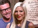 Now Dean McDermott gets wedding vows tattooed across his rib cage as he promises never to cheat again (shame that intimate Tori inking didn't stop him before)