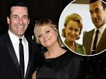 Jon Hamm once told crying, heavily pregnant Amy Poehler 'Get your s*** together' while hosting SNL