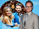 'Well... It's not finished yet': Josh Lawson steps out at the Sydney Film Festival just NINE days before his unfinished sex fetish film The Little Death's world premiere
