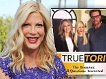 'She is truly addicted to it': Tori Spelling 'already vying for another reality series' as Lifetime airs True Tori reunion