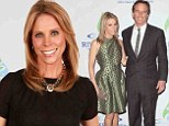 Bride to be: Cheryl Hines, shown on Sunday in West Hollywood, California, said she's looking forward to joining the Kennedy family after becoming engaged to Robert F. Kennedy Jr.