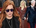 Lindsay Lohan skips ball