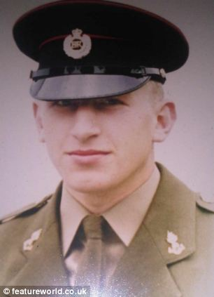 Service: Trevor served in the Royal Engineers over 23 years, during which time he became a Lance Corporal
