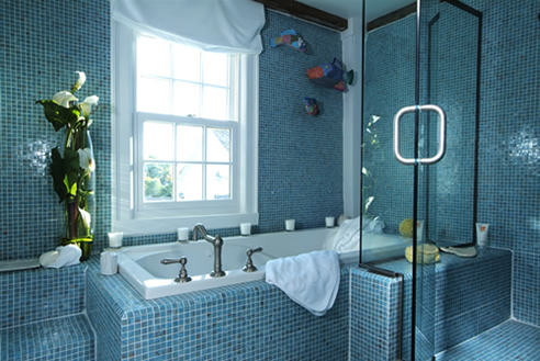 Blue Bathroom Ideas Pictures