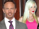 'It's a train wreck!' Ian Ziering calls Tori Spelling's reality series True Tori 'sad' and 'hard to watch' but still has 'tremendous love' for her