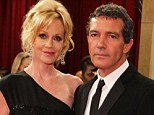 EXCLUSIVE: 'They've been split for several months': Melanie Griffith and Antonio Banderas 'drifted apart as their schedules pulled them in different directions'