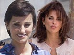 Hair today, gone tomorrow! Penelope Cruz gets a tomboy makeover as she sports a new bob on set of Ma Ma in Madrid