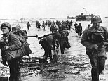 After the success of the initial assault, US troops flooded Omaha to reinforce the beach head and break out into the French countryside before the Germans had an opportunity to counter attack