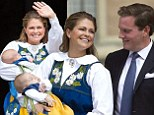 Happy National Day, Sweden! As the Swedish Royal family embrace festivities, even three-month-old Princess Leonore is dressed to tradition