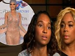 'You don't always have to be naked!' TLC slam Rihanna for using sex to sell records saying it's the easy way to get to the top in the music industry