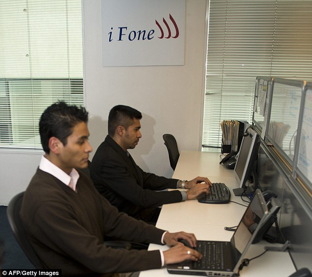 Winners: Mexican form iFone S.A. de C.V. registered the name iFone in 2003 to cover specialized telephone service for call centers and businesses. They've won their trademark battle against Apple iPhone