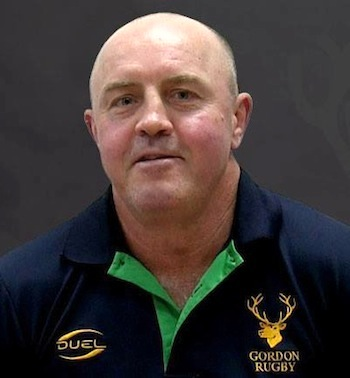 """It was a war of attrition out there and we got it in the end."" said Gordon coach Geoff Townsend - Photo: Gordon Rugby Club"